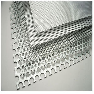 High Quality Background Material Wallpaper Perforated Metal pictures & photos