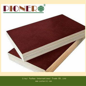 Cheapest Brown Film Faced Plywood pictures & photos