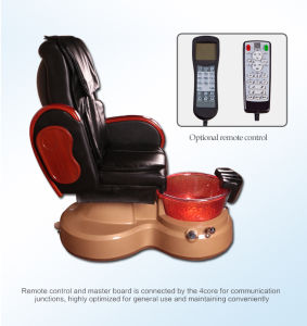 Hot Sale Salon Pedicure Chair Made in China pictures & photos