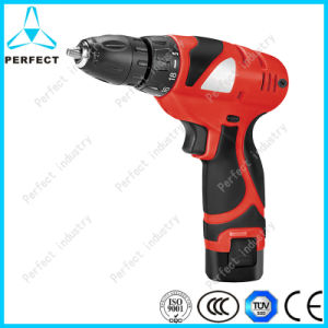 10.8V / 12V 1.3 Ah 20 Nm Portable Cordless Drill pictures & photos