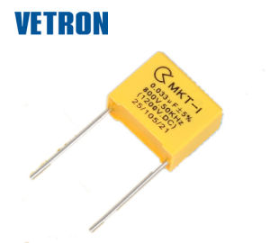 Metallized Polypropylene Film Capacitor - Mkt