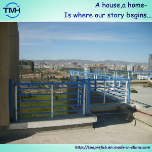 Hot Dipped Galvanized Wrougt Iron Balcony Fence pictures & photos