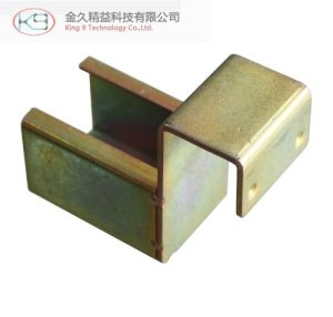 Zinc Plated Roller Track Metal Bracket for Storage Shelf pictures & photos
