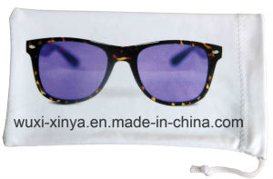 Slap-up Microfiber Pouch for Sunglasses pictures & photos