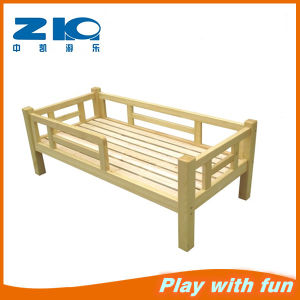 Bedroom Furniture Wood Bed on Sell pictures & photos