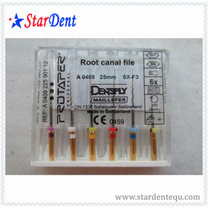 Dentsply Large Tapered Rotary File a++ Quality of Dental Equipment pictures & photos