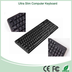 1.85USD Ultra Slim Mini Computer Keyboard pictures & photos