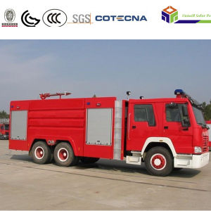 Sinotruk HOWO 4X2 Fire Fighting Truck pictures & photos