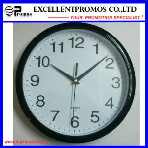 26cm Diameter 10inch Round Plastic Wall Clock (EP-item3) pictures & photos