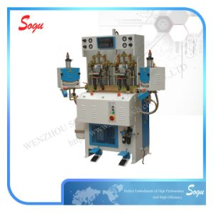 Toe Part Cooling & Heating Shoe Forming Machine pictures & photos