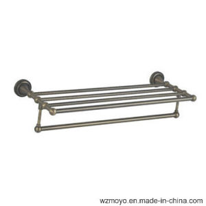 Towel Rack in Bronze Finish for The Bathroom pictures & photos
