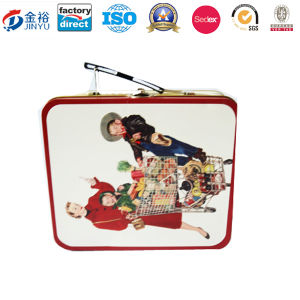 Easy Taking Cosmetic Box with Handle for Housewife Jy-Wd-2015122404 pictures & photos