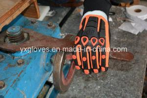 Mechanic Glove-Heavy Duty Work Glove-Safety Glove-Oil&Gas Glove-Gloves-Light Lifting Glove pictures & photos