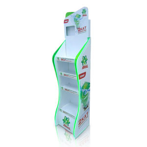Pop Cardboard Display, Stable Display Stand pictures & photos