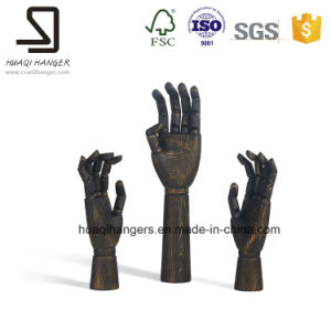 Eisho Wooden Hand Dummy Mannequin Hands for Handbag Display pictures & photos