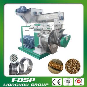 Supply Ring Die Pellet Press/1-2tph Biomass Wood Pelletizer Machine pictures & photos