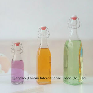 Oil Glass Bottle with Multipurpose Sealed Snap Joints pictures & photos