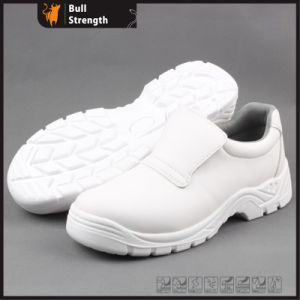 Kitchen Food White Working Shoes Sn5137 pictures & photos