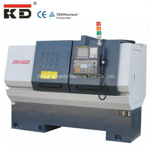 Horizontial Precision CNC Machinery Ck6146zx pictures & photos