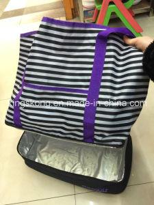 Large Double-Deck Wine Bottle Cooler Bag pictures & photos