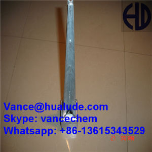 Galvanized Ground Screw Pole Anchor for City Fence and Garden pictures & photos