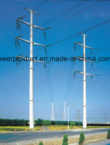 Megatro Power Transmission and Distribution Poles (MGP-TDP07) pictures & photos