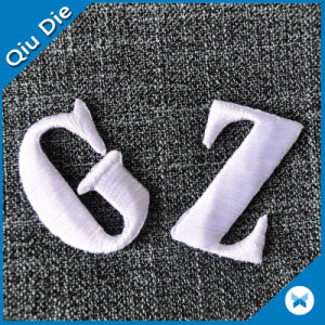 Cheape Price for Circle Woven Patch for Garment pictures & photos