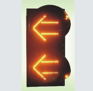 Solar Traffic Arrow Direction Warning Light pictures & photos