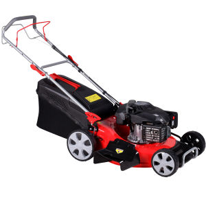 """18"""" High Quality Professional Lawn Mower with Subaru Engine pictures & photos"""