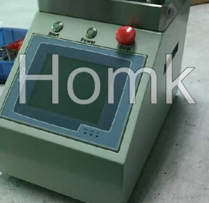 Programmable Color Fiber Optical Polishing Machine pictures & photos