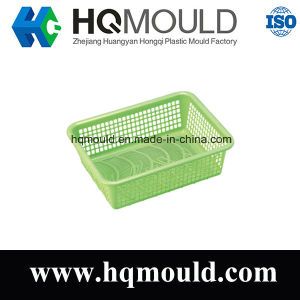 Plastic Basket Box Injection Molding pictures & photos