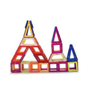 Promotion Kid Rocket Shape Magic Magnetic Building Toys pictures & photos