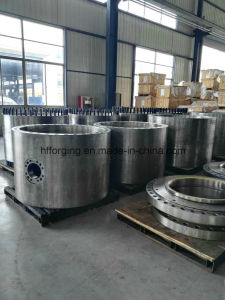 P91 Steel Forging Forged Gate Valve Body pictures & photos