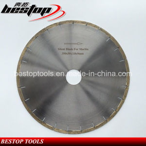 D350mm Silent Marble Diamond Cutting Disc for Mexician Market pictures & photos