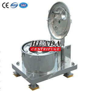 Psd Bag Lifting Top Discharge Industrial Centrifuge pictures & photos