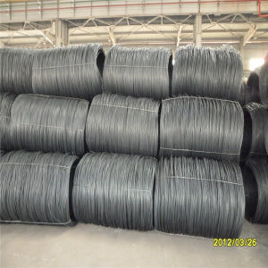 China Wholesale Hot Rolled SAE 1008b Low Carbon Steel Wire Rod Coil pictures & photos