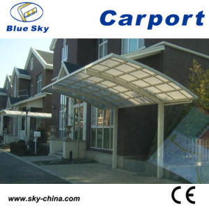 PC Roof Aluminum Carport for Car Awning (B800) pictures & photos