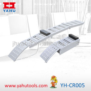Heavy Duty and Foldable Car Lift Ramps pictures & photos