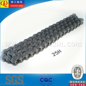 High Quality Standard Motorcycle Timing Chain with Blue Plates 25h pictures & photos