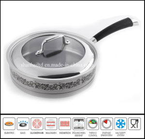 Stainless Steel Frying Pan pictures & photos