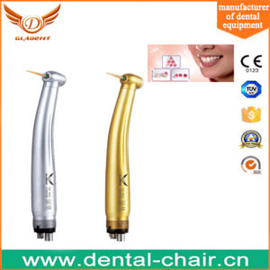 Rainbow High Speed Dental Handpiece, Various Color Metal Handle pictures & photos