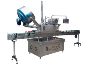 Automatic Bottle Sauce Hot Filling Machine with Capping Labeling Line pictures & photos