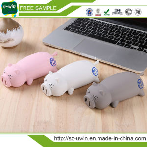 Pig Shape Power Bank External Charger 10000mAh pictures & photos