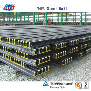Uic860 Standard: Steel Rail (UIC50/UIC54/UIC60/) pictures & photos
