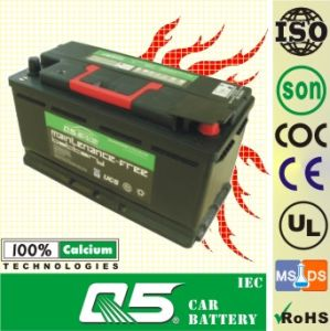 DIN 6003812V100AH, MF Auto Battery, for BMW, &Benz, &Jaguar pictures & photos