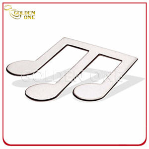 Personalized Fancy Design Square Shape Stainless Steel Bookmark pictures & photos
