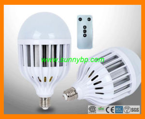 Newest 10W Solar LED Lamp Light with Remote Controller pictures & photos