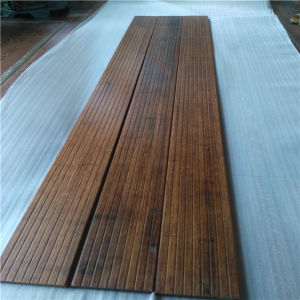 High Quality Natural Outdoor Strand Woven Bamboo Decking pictures & photos