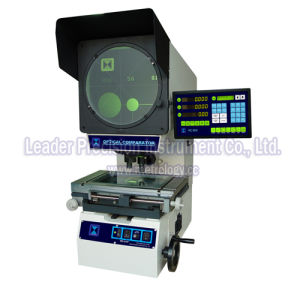 Vertical Benchtop Optical Comparator for Screw and Thread (VOE-1510) pictures & photos
