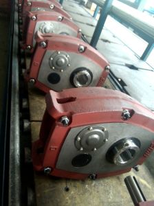 Output Hole Size From 40mm to 120mm Smr Shaft Mounted Reducer Gaar Gearbox pictures & photos